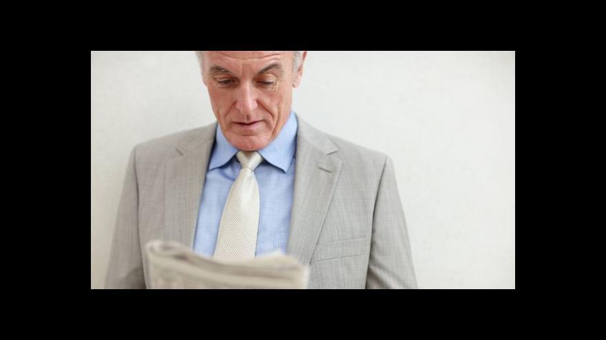 Video Pernes: Pracující důchodci slevu na dani využijí