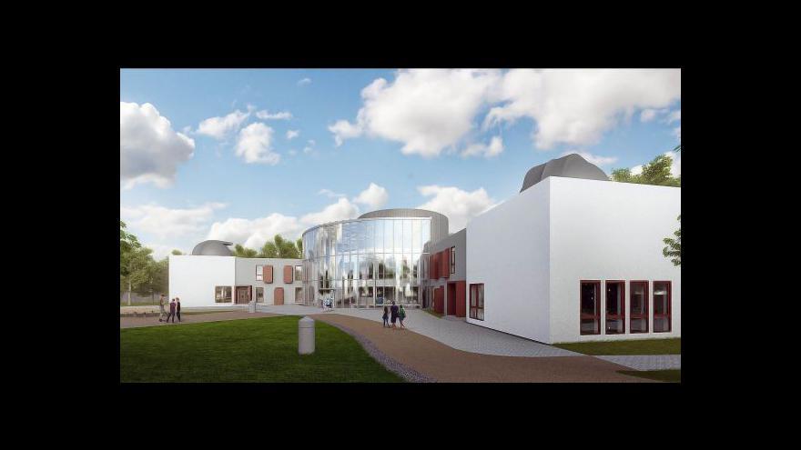 Video Ostravská hvězdárna a planetárium otevírá po modernizaci