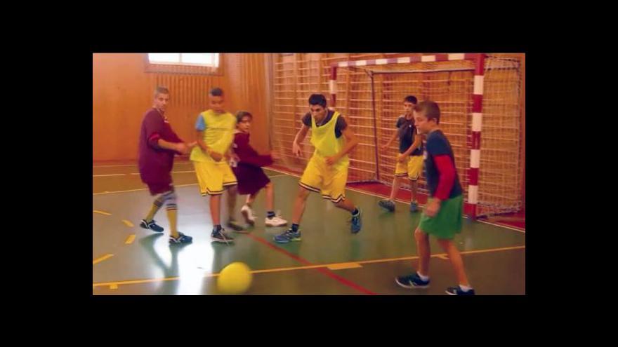 Video Fotbalový turnaj O pohár 17. listopadu