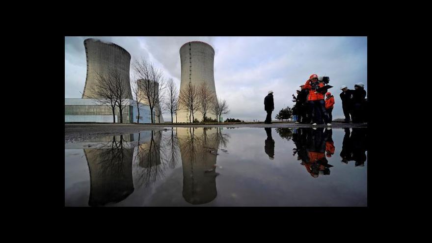 Video UDÁLOSTI: Dukovanská elektrárna bude snižovat výdaje