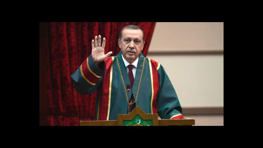 Video Erdogan šokoval výroky o nerovnocennosti žen a mužů
