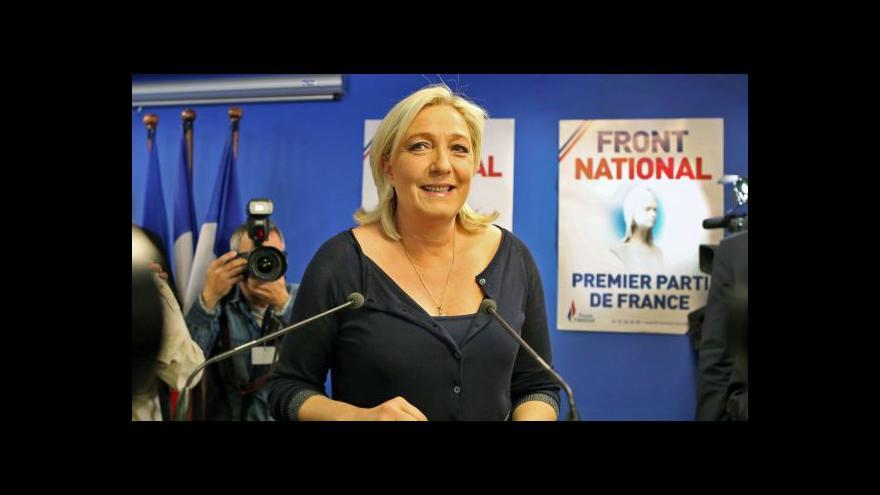 Video Le Penová si půjčila miliony eur od česko-ruské banky