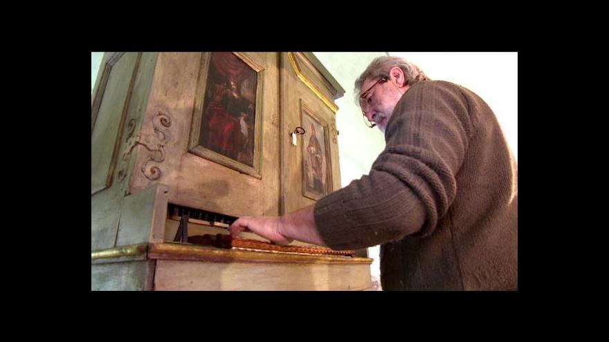 Video Původní varhany daly kostelu U Ježíška nový dech