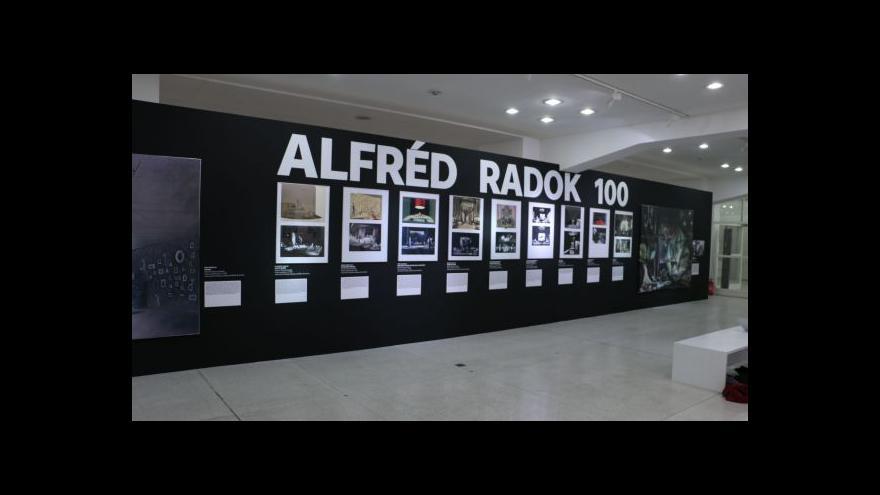 Video Alfréd Radok nahoru a dolů