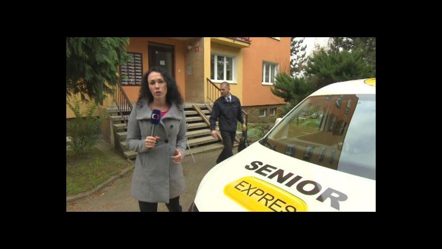 Video Taxi pro seniory nestíhá