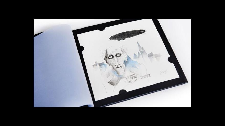 Video Suchého Černá vzducholoď v novém kabátu