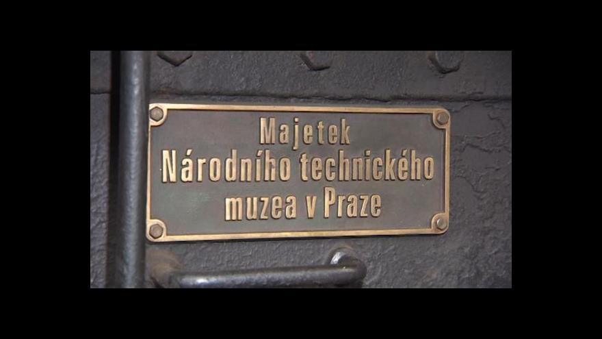 Video NTM chce zpět parní lokomotivy, zavře je do depozitáře