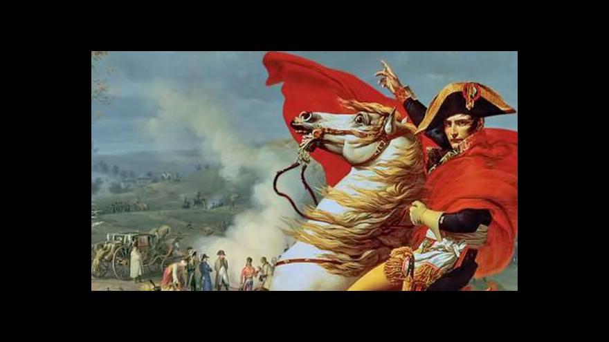 Video Napoleon budí ve světě větší zájem než v rodné Francii