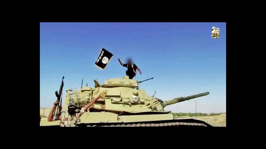 Video Egyptští Ochránci Svatého města se hlásí k IS