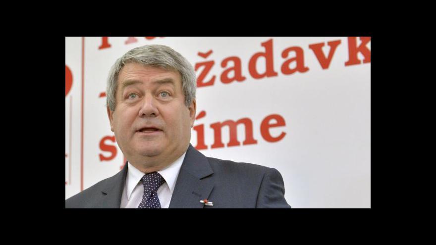 Video Filip (KSČM): Ministr zahraničí by měl prezidenta respektovat
