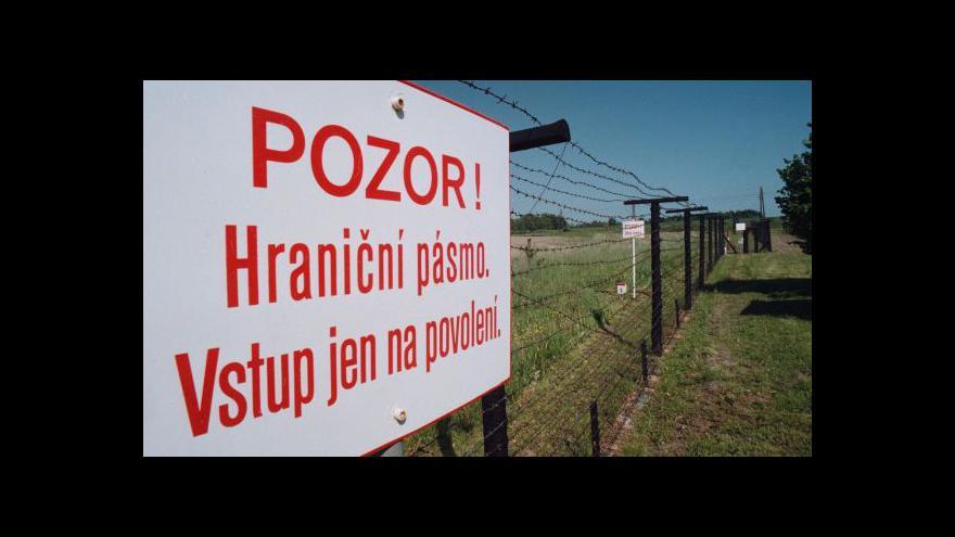 Video Nový památník obětem železné opony