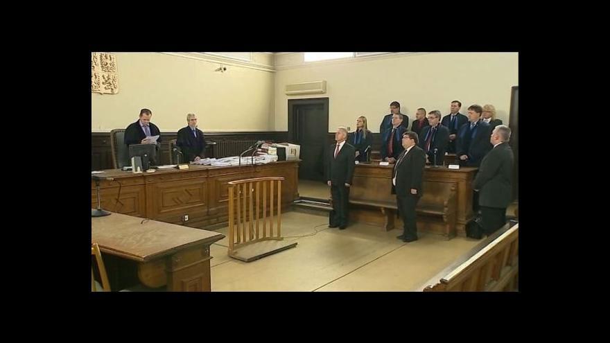 Video Soud potrestal Lajtocha a spol. podmínkami
