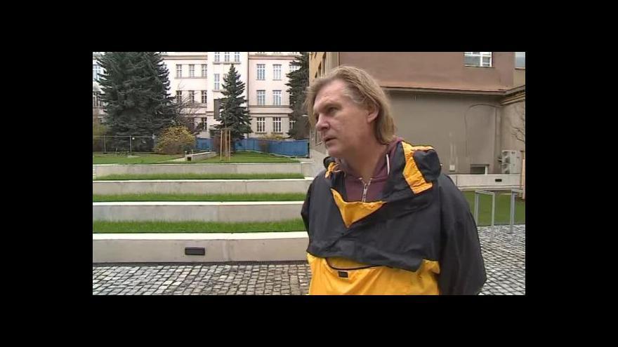 Video Roman Švanda vzpomíná na listopad 1989