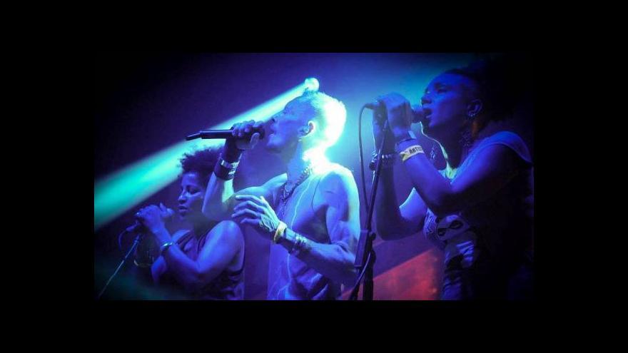 Video Stereo MC's vystoupili v Praze