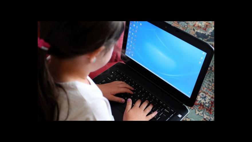 Video Čeští školáci to s počítači umí