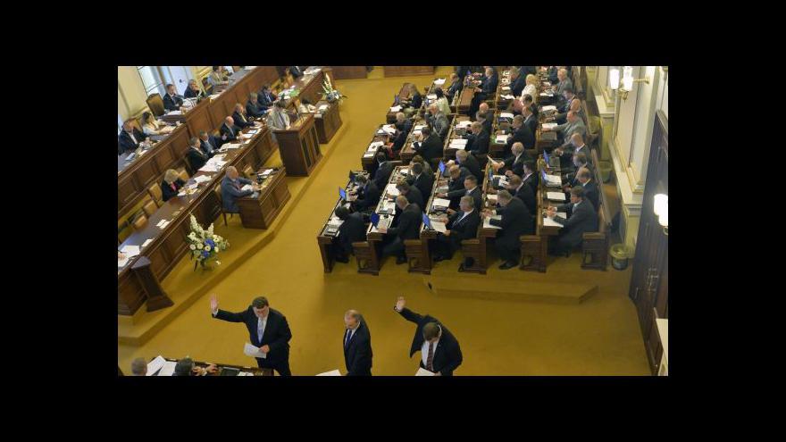 Video Události, komentáře: Poslanec nemá pouze plat, ale i náhrady