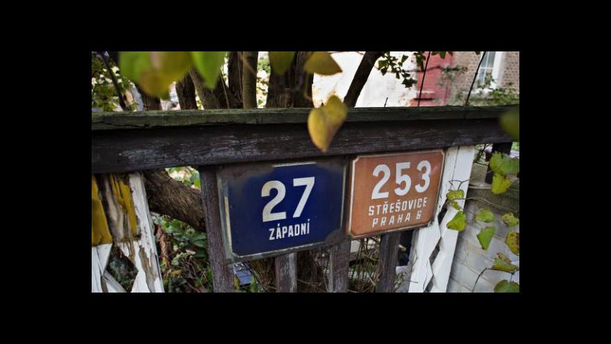 Video Za demolici na Ořechovce hrozí dvojnásobná pokuta