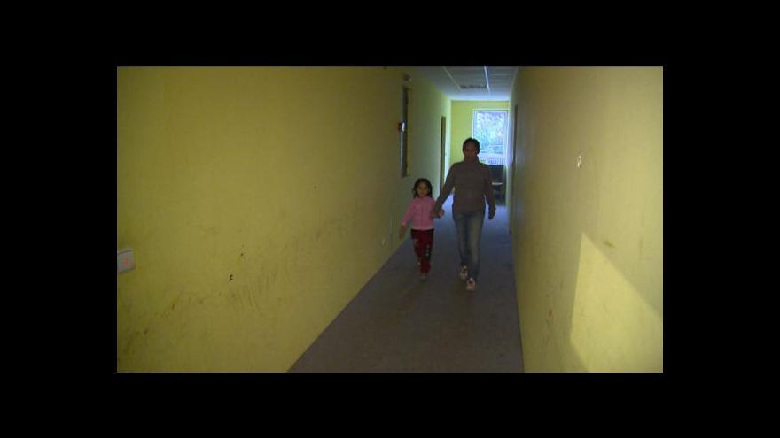 Video Desítky nových obyvatel ubytovny v Jindřichově Hradci