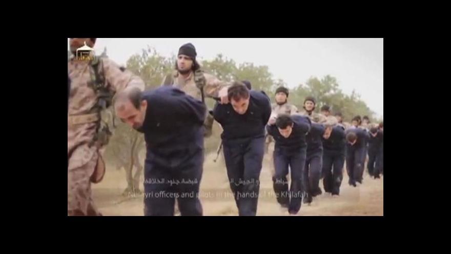 Video Na nahrávce IS jsou dva Francouzi