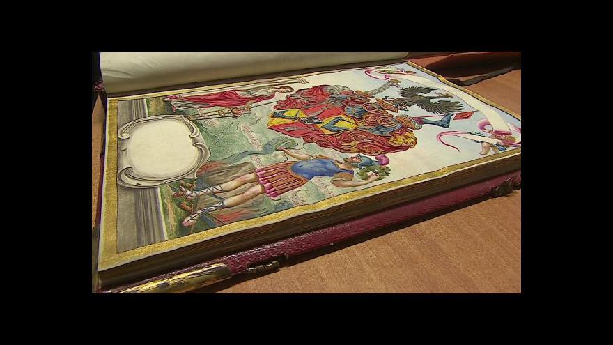 Video O vzácných rukopisech hovoří archivář Tomáš Černušák