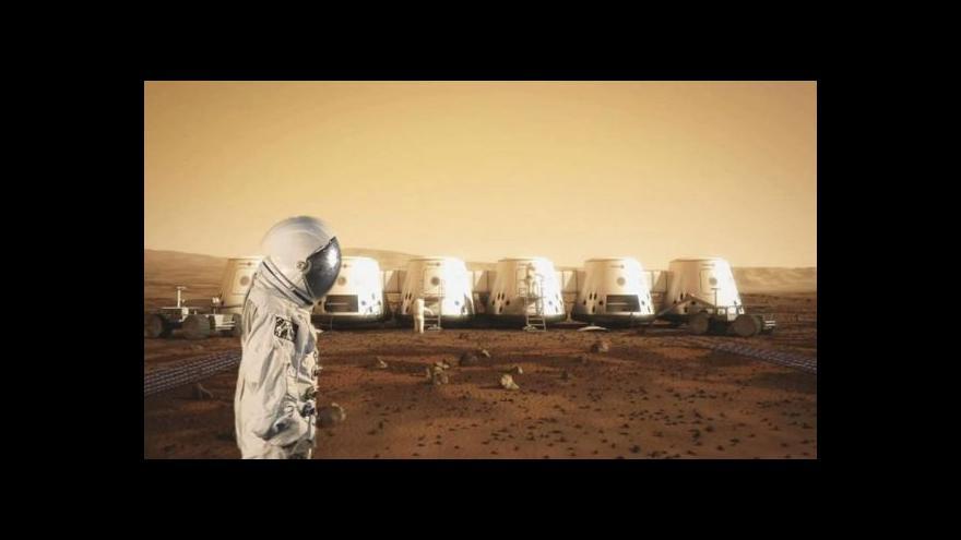 Video Na Měsíc se chystají soukromníci