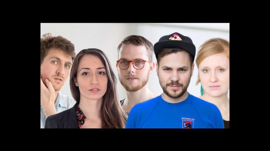 Video ZÁZNAM: Setkání s finalisty Chalupeckého ceny