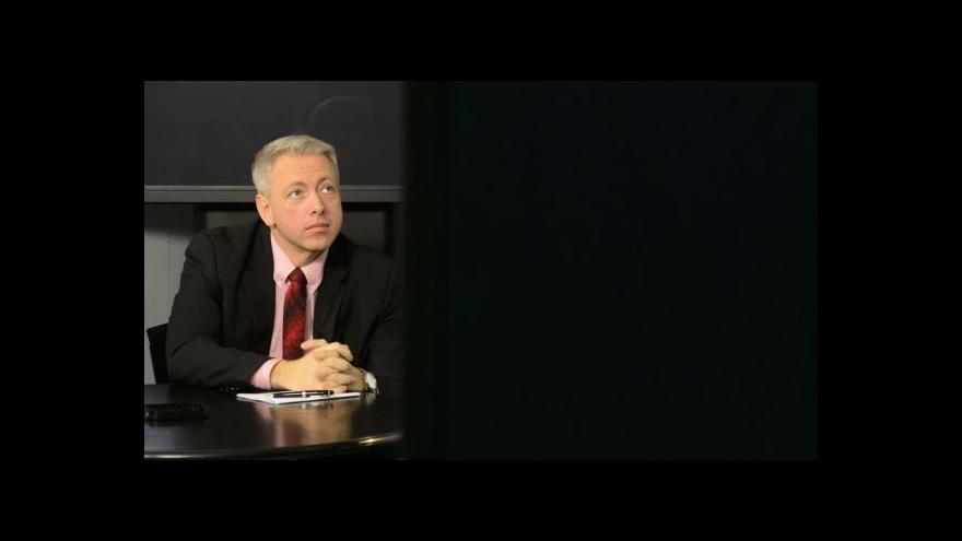 Video Chovanec: Podezřelý dopis byl adresován přímo mně