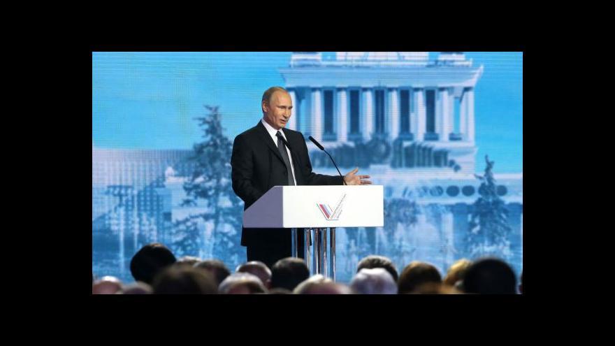 Video Karas: Kreml se k Zemanově pozvánce pro Putina zatím nevyjádřil