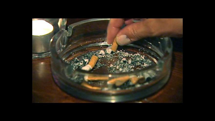 Video Chronická plicní nemoc vzniká hlavně kvůli kouření
