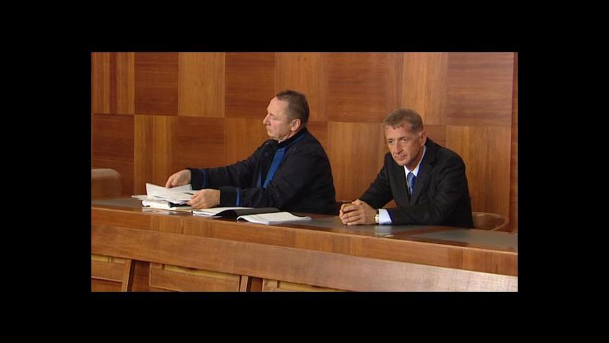 Video Janoušek nastoupil do vězení. Čeká ho zřejmě operace