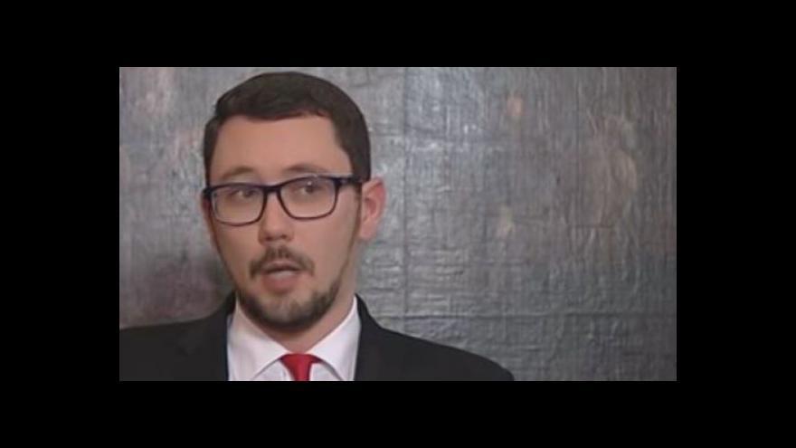 Video Ovčáček: Jde o příležitost připomínky holocaustu, ne o politiku