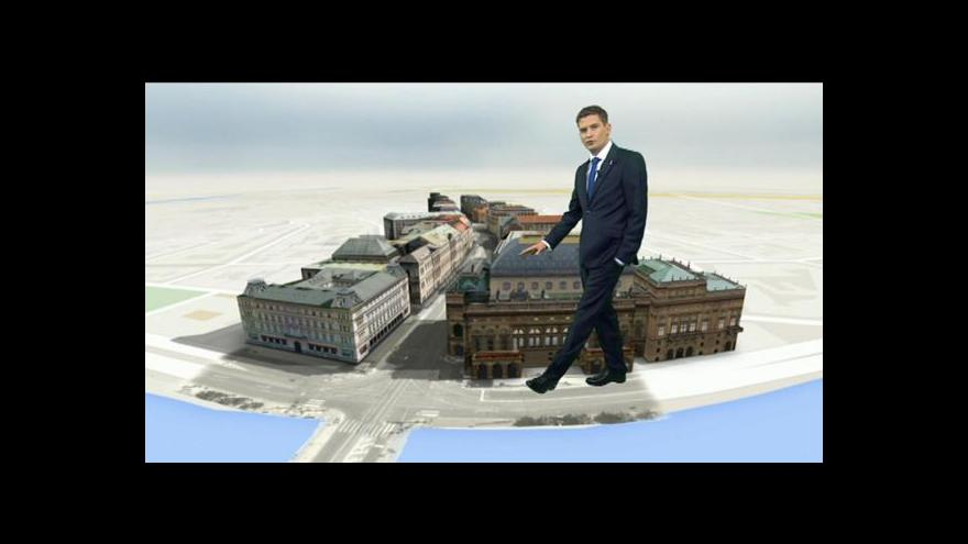 Video 3D animace: 17. listopad krok za krokem