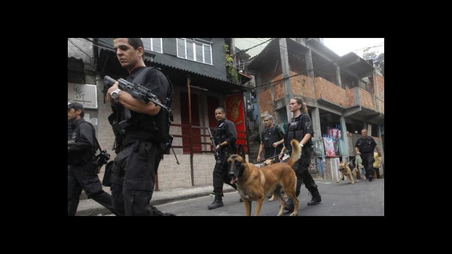 Video Postrach jménem brazilská policie