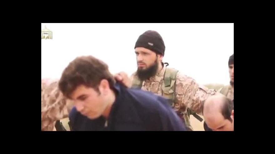 Video Francie vyšetřuje zapojení svého občana do vraždy rukojmí