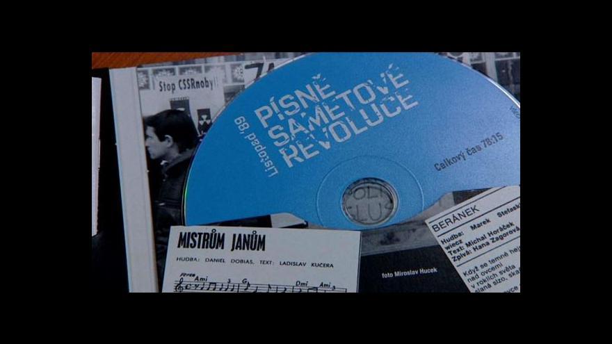 Video Album připomíná listopadové události 1989