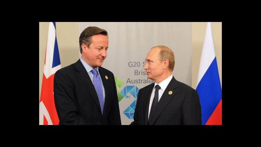Video Summit G20 ve stínu kritiky Ruska