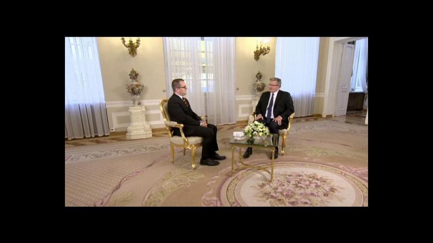 Video Vztah k Rusku jako silné téma polské politiky