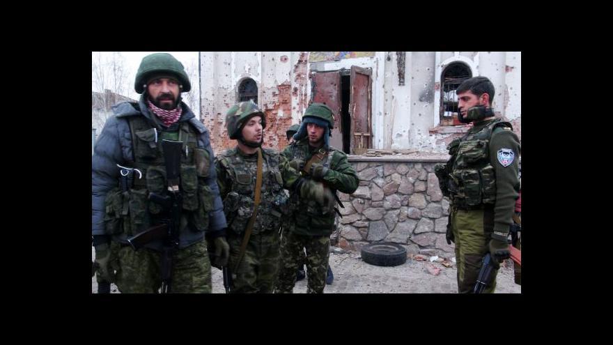 Video Jiří Just: Kanonády se ozvývají po celé demarkační linii