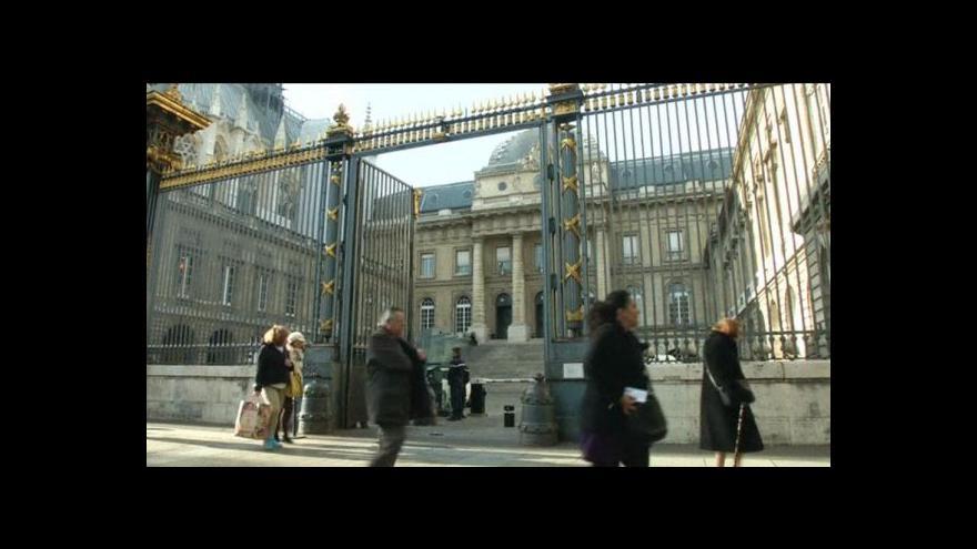 Video Zpravodaj ČT: Z Francie odchází k islamistům nejvíce lidí