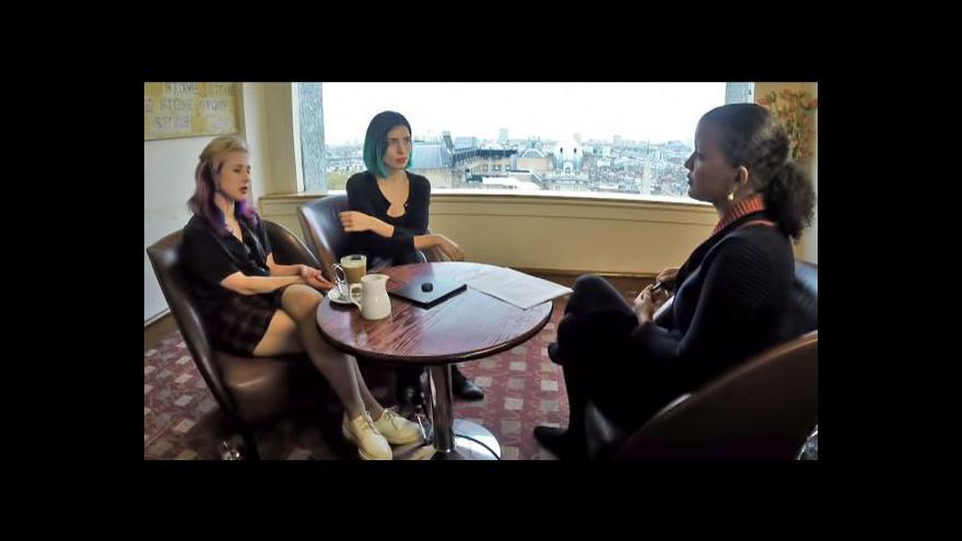 Video Zuzana Tvarůžková o rozhovoru s členkami Pussy Riot