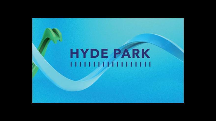 Video Hyde Park s Janem Rumlem a Pavlem Rychetským