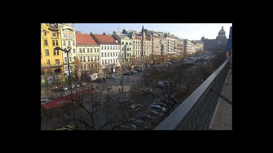 Video Místa revoluce v Praze