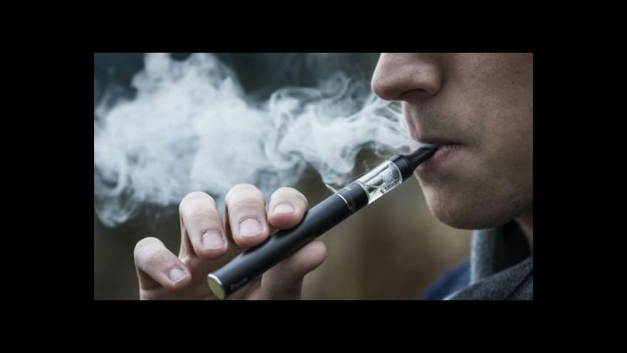 Video V Británii povolili reklamu na elektronické cigarety