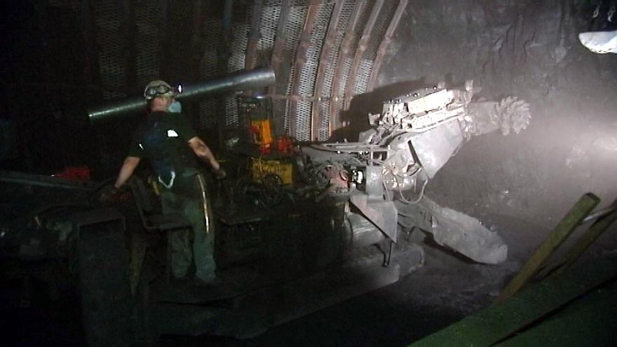 Video Důlní neštěstí