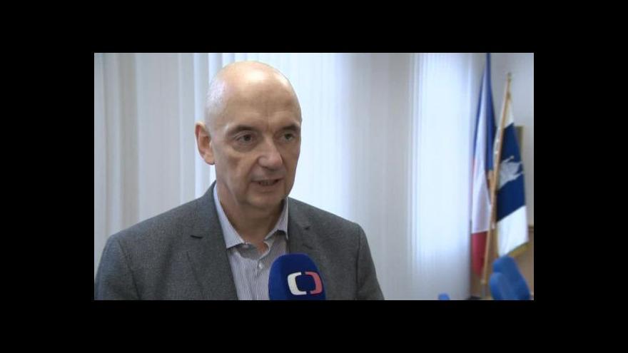 Video O demolici hotelu Dukla hovoří místostarosta Blanska Jiří Crha (ODS)