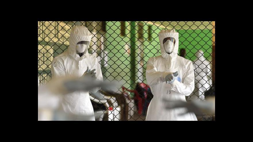 Video Libérie ruší výjimečný stav zavedený kvůli ebole