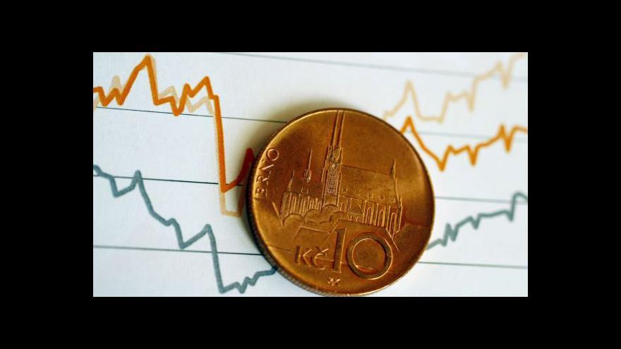Video Růst české ekonomiky ve třetím čtvrtletí