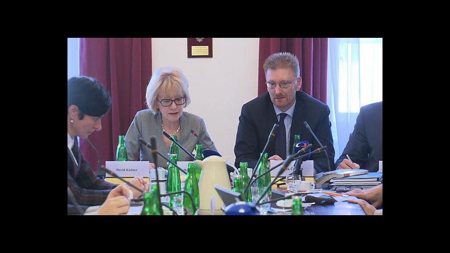 Video Události: Spor o zákon o státním zastupitelství