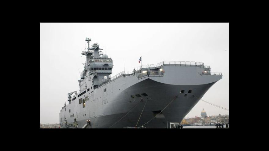 Video Karas: Francie zatím Mistraly nedostane