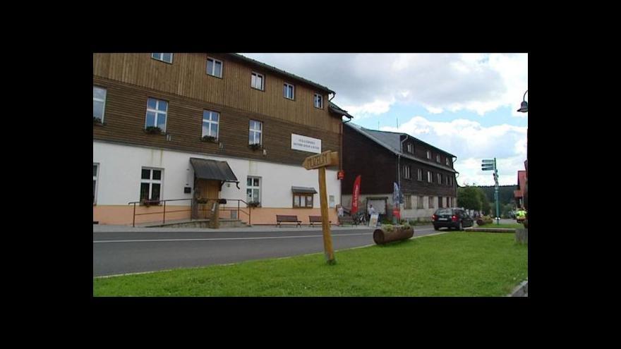 Video Muzeum, nebo hotel? Osud budovy pohraničníků na Kvildě je nejistý